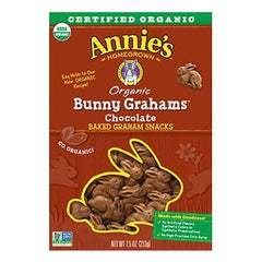 Bunny Grahams Chocolate Flavoured 213g