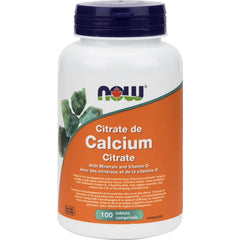 Calcium Citrate Zinc and Magnesium100 Tablets