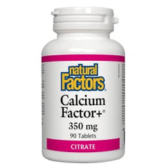 Calcium Factor 350mg 90 Tablets