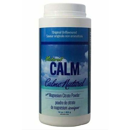 Calm Plain Original 16oz - SleepRelax