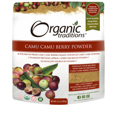 Camu Camu 8X Berry Powder 100g