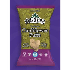 Cauliflower Puffs Chips Organic 99g