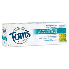 Clean and Fresh Fennel Toothpaste 85mL