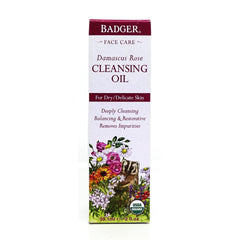 Cleansing Oil Damascus Rose 59ml