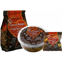 Cocoa Snaps 300g