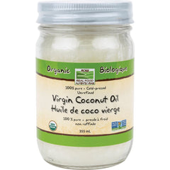 Coconut Oil Org Virgin 355mL
