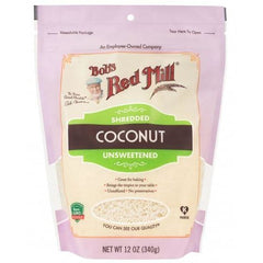Coconut Shredded Unsweetened 340g