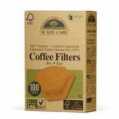 Coffee Filters 100 no. 4