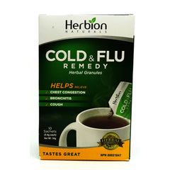Cold & Flu Remedy 10 Packs