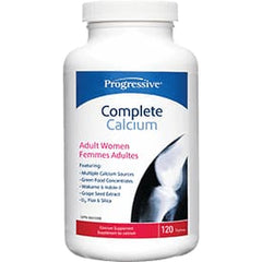 Complete Calcium For Adult Women 120 Tablets