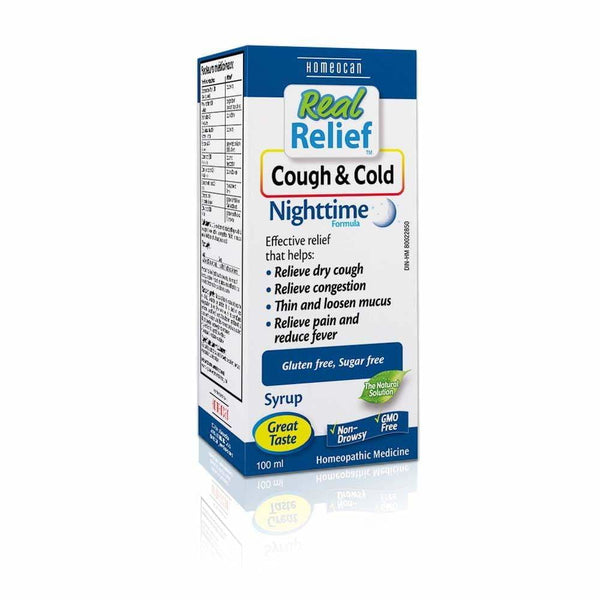 Cough and Cold Night Time 100mL - ImmuneCold