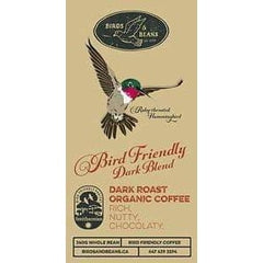 Dark Roast Coffee Whole Bean 340g