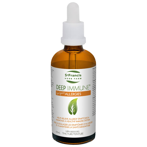 Deep Immune For Allergies100mL - ImmuneCold