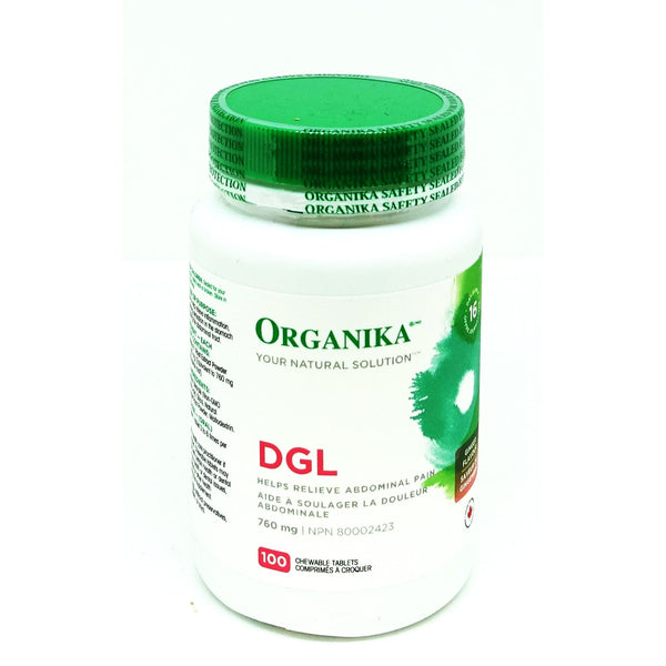 DGL 380mg 100 Tablets