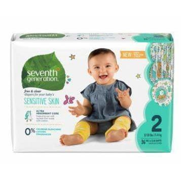 Diapers #2 36 Counts - DiaperWipes