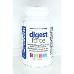 Digest Force Coco Charcoal 60 Veggie Caps