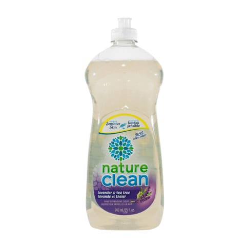 Dish Washing Lavender and TeaTree 740mL - DishSoap