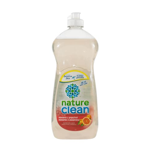 Dish Washing Mandarin Grapefruit 740mL - DishSoap