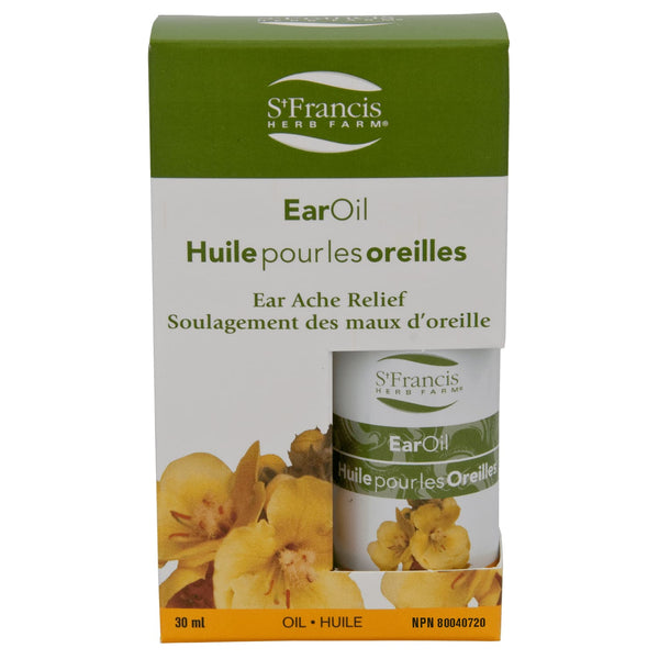 Ear Oil 30mL - Herbs