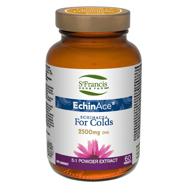 Echin Ace For Cold 2500mg 60 Veggie Caps - ImmuneCold