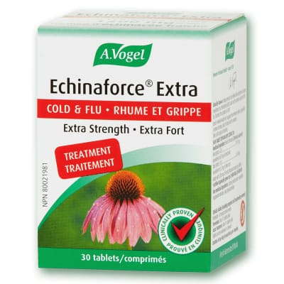 Echinaforce forte 1200mg 30 Tablets - ImmuneCold