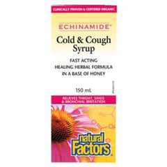 Echinamide Cold Cough Syrup 150mL