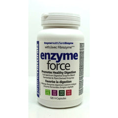 Enzyme Force 120 Veggie Caps