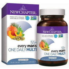 Every Man 55+ One Daily 72 Tablets
