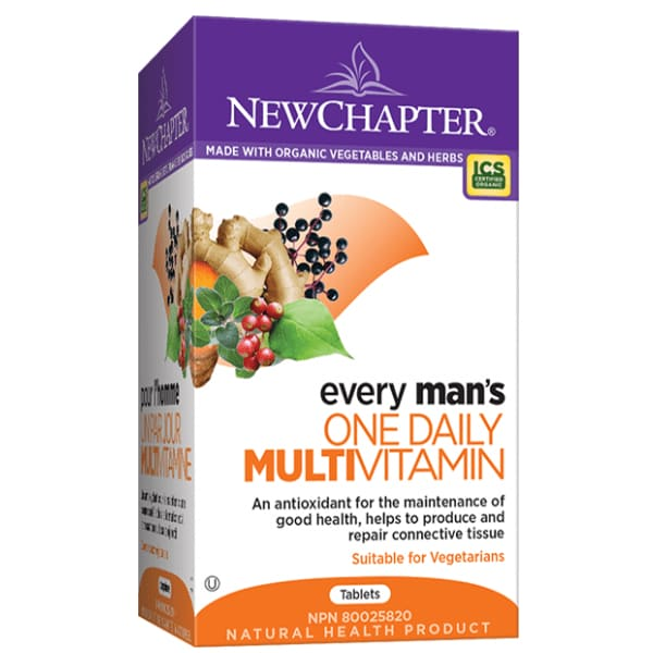 Every Man One Daily 72 Tablets - MultiVitamin