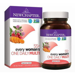 Every Woman 55+ One Daily 72 Tablets
