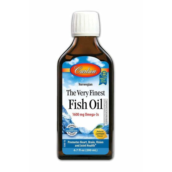 Finest Fish Oil Lemon 500mL - Fish Oil