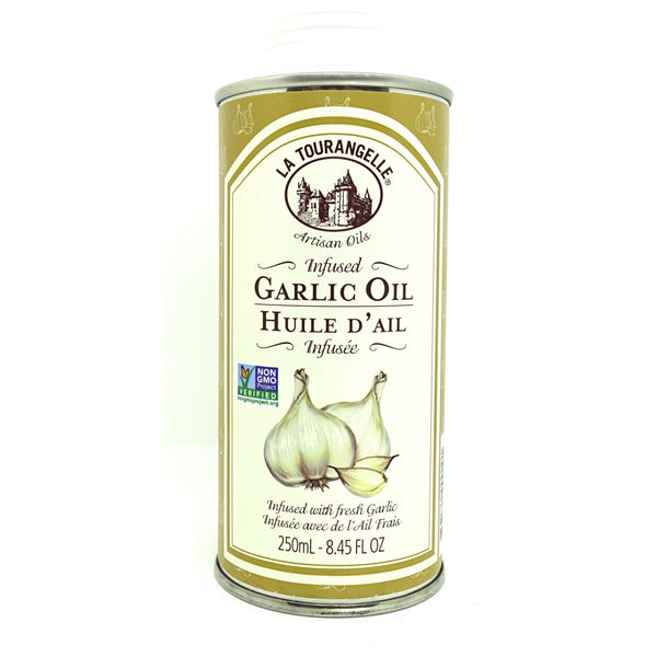 French Infused Garlic Oil 250mL