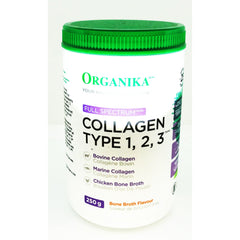 Full Spectrum Collagen Type 1,2,3 250g