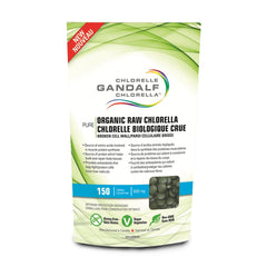 Gandalf Organic Raw Chlorella 150g