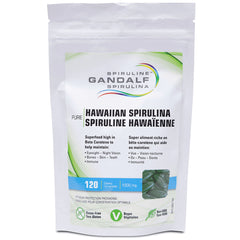 Gandalf Spirulina 1000mg 120 Tablets