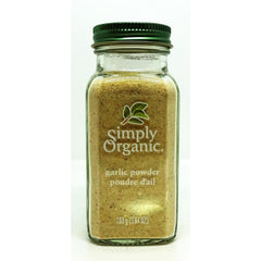 Garlic Powder Organic 103g