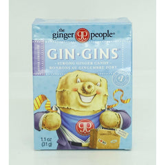 Gin Gins Boost Travel Pack 12