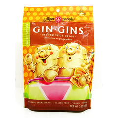 Gin Gins Spice Drops 100g