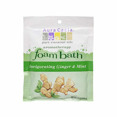 Ginger Mint Foam Bath 70.9g