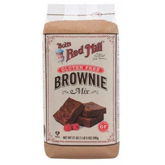 Gluten Free Brownie Mix 595g