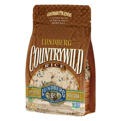 Grain Brown Country Wild Brown Rice 454g