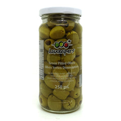 Green Pitted Olives 250ml