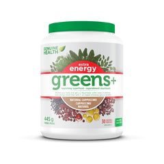 Greens Plus Extra Energy Cappuccino 445g