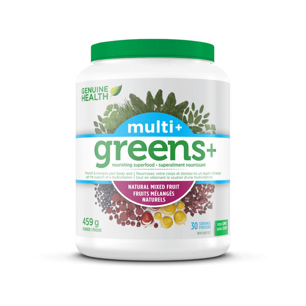 Greens Plus Multi Mixed Fruit 459g - Greens
