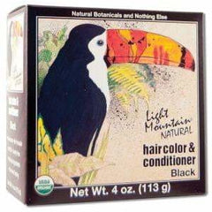Haircolour and Conditioner Black