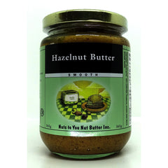 Hazelnut Butter Smooth 365g