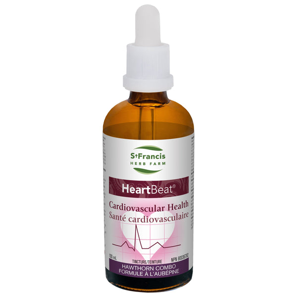 HeartBeat with Hawthorn Combo 50mL - Herbs