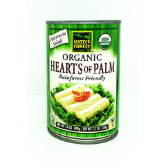 Hearts Of Palm Organic 400g