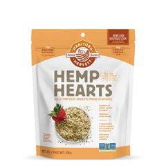 Hemp Hearts Raw Shelled 454g