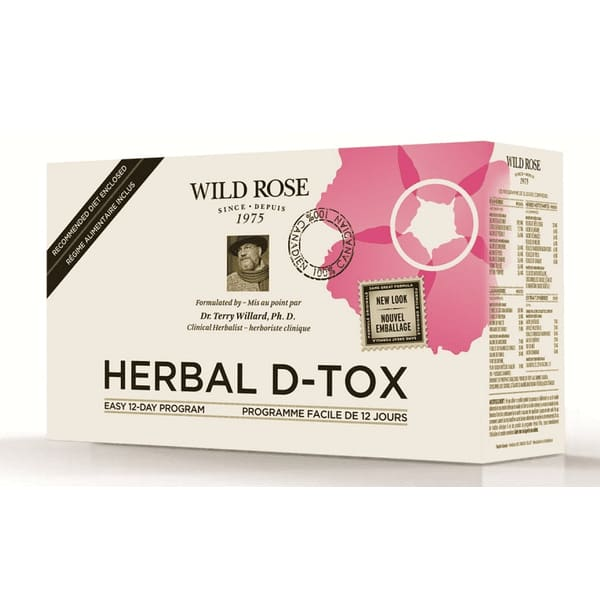 Herbal D-Tox 12day - DetoxTopicalFibre